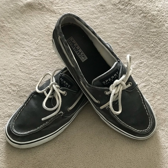 Sperry Shoes   Womens Gray Sperrys